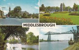 Middlesbrough/Multivues/ Réf:C4317 - Angleterre
