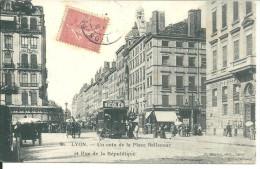 Lyon   Rue De La République - Lyon