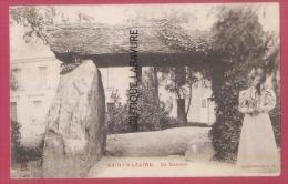 44 - ST NAZAIRE--Le Dolmen--Animé - Saint Nazaire