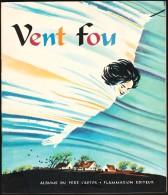 """Véronique - """" Vent Fou """"  - Collection Père Castor - Flammarion - ( 1963 ) . - Livres, BD, Revues"""