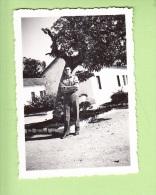 ALGER - QUARTIER De L' ECOLE De L' A.R.4 - Le 20 Novembre 1947 - Lire Descriptif - 2 Scans - Algiers