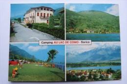 """Sorico / Como 1986 Camping """"Au Lac De Como"""" - Como"""
