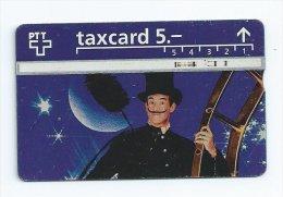 Télécarte Suisse Taxcard 5 - Schweiz