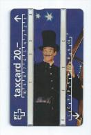 Télécarte Suisse Taxcard 20 - Suisse