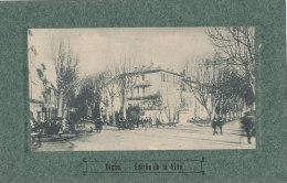 04 // DIGNE  Entrée De La Ville - Digne
