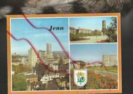 Cpm St000757 Jena  3 Vues Sur Carte - Jena