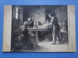 29-QUIMPER Musée , Le Potier Par Melle Heriand , écrite Au Verso - Quimper