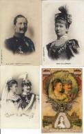 Allemagne. L'Empereur Et L'Impératrice AS0103 - Familles Royales