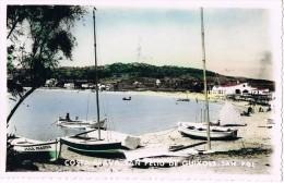 16873. Postal SANT FELIU De GUIXOLS (Gerona) . Costa Brava, Playa San Pol - Gerona