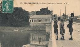 ( CPA 78 )  LES MUREAUX  /  La Galerie Du Casino  - - Les Mureaux