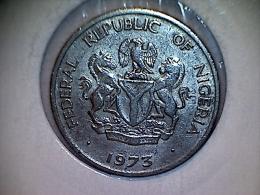 Nigeria 10 Kobo 1973 - Nigeria