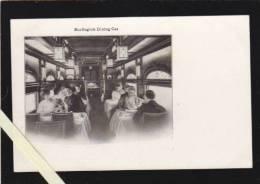 Etats Unis Amerique - Vermont - Burlington Dining Car (chemin De Fer) - Burlington