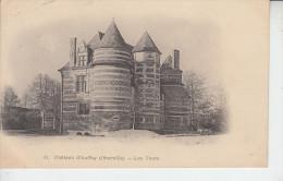 OHERVILLE - Château D´Auffay - Les Tours  PRIX FIXE - Francia