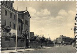 Lazio-roma-quartiere S.giovanni Veduta Via Latina Primi Anni 50 - Autres