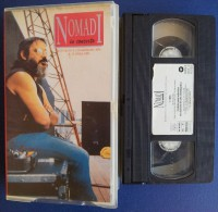 M#0N50 VHS NOMADI IN CONCERTO - CASALROMANO (MANTOVA) 1989 - Concert & Music