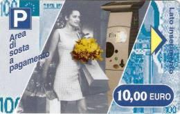 *ITALIA -  PARKING CARD* - Usata