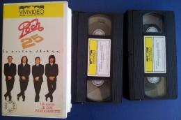 "M#0N52 VHS DOPPIA - I POOH ""25 LA NOSTRA STORIA"" Tour 1991 Vivivideo - Concert & Music"