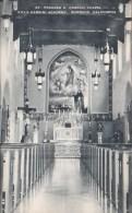 California Burbank Saint Frances X Cabini Chapel Villa Cabrini A