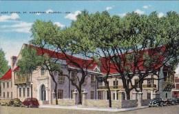 Florida Saint Augustine Post Office