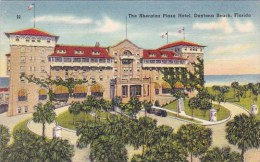Florida Daytona Beach The Sheraton Plaza Hotel