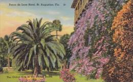 Florida Saint Augustine Ponce De Leon Hotel
