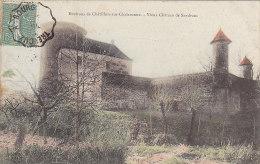 Châtillon Sur Chalaronne 01 - Vieux Château De Sandrans - Trévoux à Bourg - Châtillon-sur-Chalaronne
