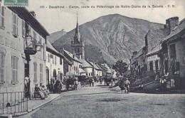 Corps 38 - Ville Route Vers La Salette - Corps
