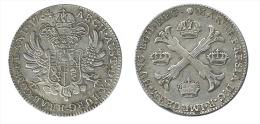 N2091 - Brabant: Marie-Thérèse: Couronne 1764, Bruxelles - Belgique
