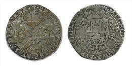 N2093 - Flandre: Philippe IV: Patagon 1652, Bruges - Belgique