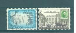 België  N° 1250V  1253V  Xx Postfris Aan 20% Cote - Abarten Und Kuriositäten