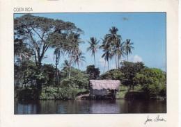 Costa Rica - Parque Nacional Tortuguero (photo : Jean Mecier ) - Costa Rica