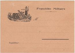 FRANCHISE MILITAIRE - CPFM - MARINE - SANTE - WW2 - CORRESPONDANCE MILITAIRE - - Marcophilie (Lettres)