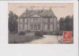 CPA - LESCHELLES - Le Chateau - Séjour Du Général Von Hutir Pendant L'occupation - Unclassified