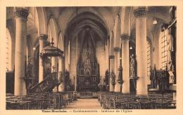 Viane-Moerbeke   Kerkbinnenzicht Geraardsbergen        A 652 - Geraardsbergen