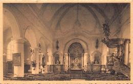 Viane-Moerbeke   Kerkbinnenzicht Geraardsbergen        A 653 - Geraardsbergen
