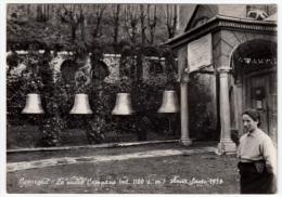 CAVARGNA - LE NUOVE CAMPANE - ANNO SANTO 1950 - COMO - 1953 - Como