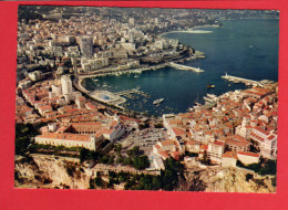 702 Cote D'Azur La  Principauté De Monaco Le Rocher De Monaco, Palais Princier, Cathédrale, - Monaco