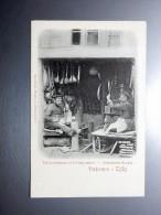 Carte Postale Ancienne : GEORGIE, GEORGIA : TIFLIS, TBILISSI : Instruments Du Pays - Géorgie