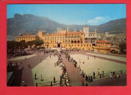 713 Cote D'Azur La  Principauté De Monaco Le Palais Du Prince - Monaco
