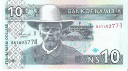 Namibia - Pick 4 - 10 Dollars 2001 - Unc - Namibie