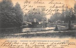 Lede   Pensionnat Des Dames Chanoinesses De Saint-Augustin   Le Parc       A 675 - Lede