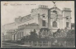Ukraine   -     Gmach   Sokola, Sokol Gebäude         Feldpost - Ukraine