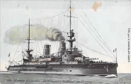 """BATEAU DE GUERRE ( FRANCE ) """" LE ST LOUIS """" Cuirassé De 1er Rang - Warship Kriegsschiff Oorlogsschip Nave Guerra - Guerre"""