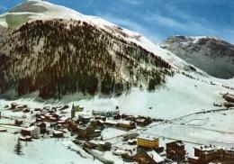 Cpm Val D´isere Vue Generale De La Station - Val D'Isere