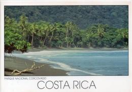 Costa Rica - Parque Nacional Corcovado - Costa Rica