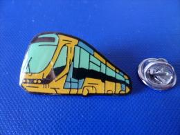 Pin´s RATP SNCF - Tramway Tram (QB62) - Trasporti