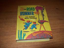 Old Book - Beep Beep The Road Runner 1968 - Otros
