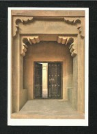 United Arab Emirates UAE Abu Dhabi Picture Postcard Doorway To Another Age View Card - Dubai