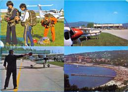 EX.YU. Slovenia. Portoroz. The Secovlje Aerodrom.. - Aerodrome