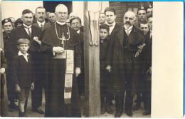 Kingdom.YU. Croatia. Vinkovci. The  Euharistick Konres. Biskup Aksamovic. Photopostcard - Croacia